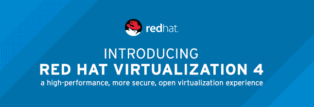 Red Hat Virtualization 4